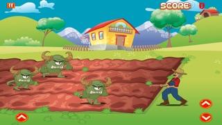 Farmer vs Attack Monsters - A Free Farm Mayhem Defense Game