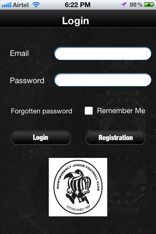 Montmorency Junior Football Club screenshot 1