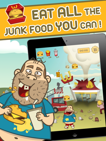 Crazy Burger - by Top Addicting Games Free Apps | App Price
