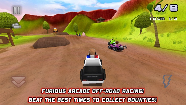Bounty Racer screenshot-1