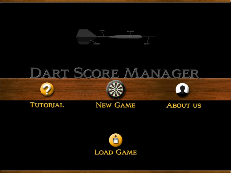 Dart Score Manager screenshot-0