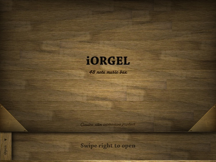 iOrgel HD screenshot-4