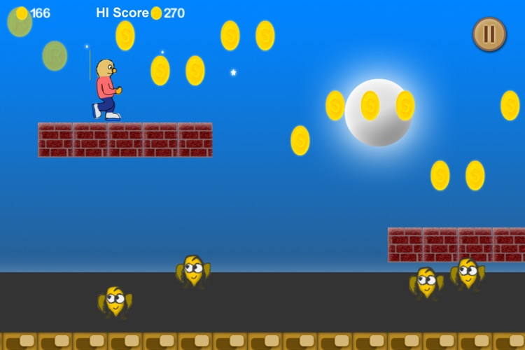 Super Fast Runner screenshot-3