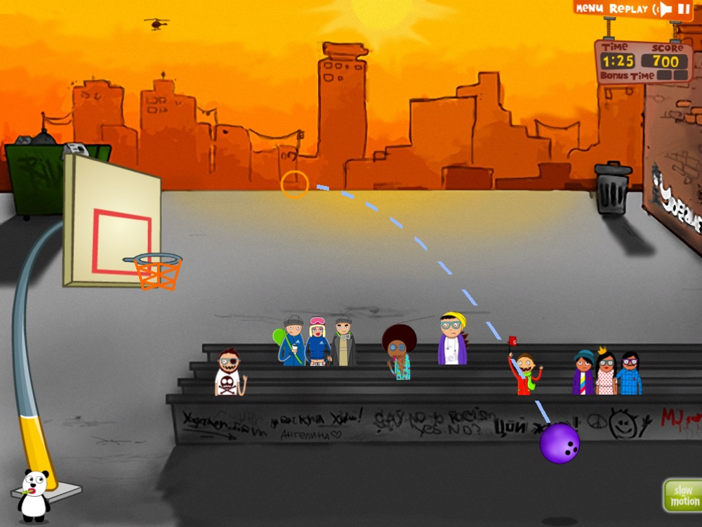 Crazy Basketball HD  ★★★MULTIPLAYER★★★ Cheat Codes