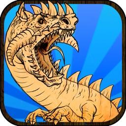 A Dragon Vs Dragons