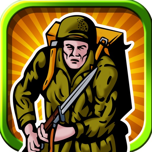 Army Soldier Hero Run Free Games : Endless Runner for Fun icon