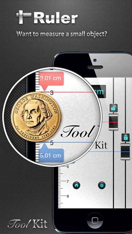 ToolKit - Flashlight,Calculator,Ruler,Currency Exchanger,Units Converter