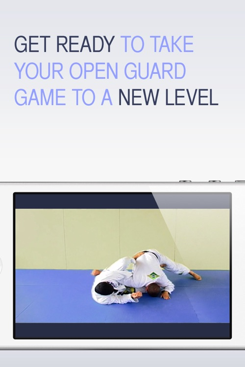 BJJ Open Guard - Andre Galvao Jiu Jitsu Vol 2