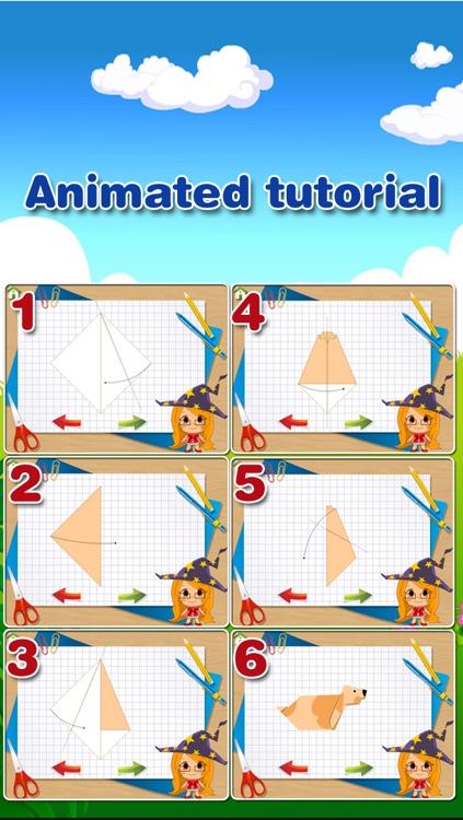 origami(for kids) screenshot-3