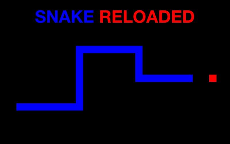 Snake Reloaded - iMac Preview