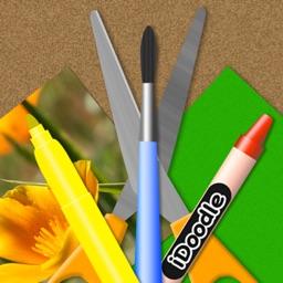 iDoodle Crafts ~ fun art supplies
