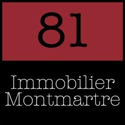 Immobilier Montmartre 81 - L'Attitude