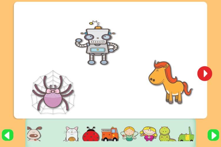 Toddler Puzzle Shapes screenshot-4