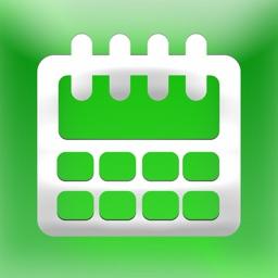 My Anniversary Calendar : Birthday reminder