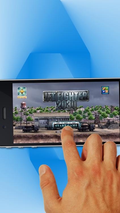 Jet Fighter 2030 - War Game screenshot-4