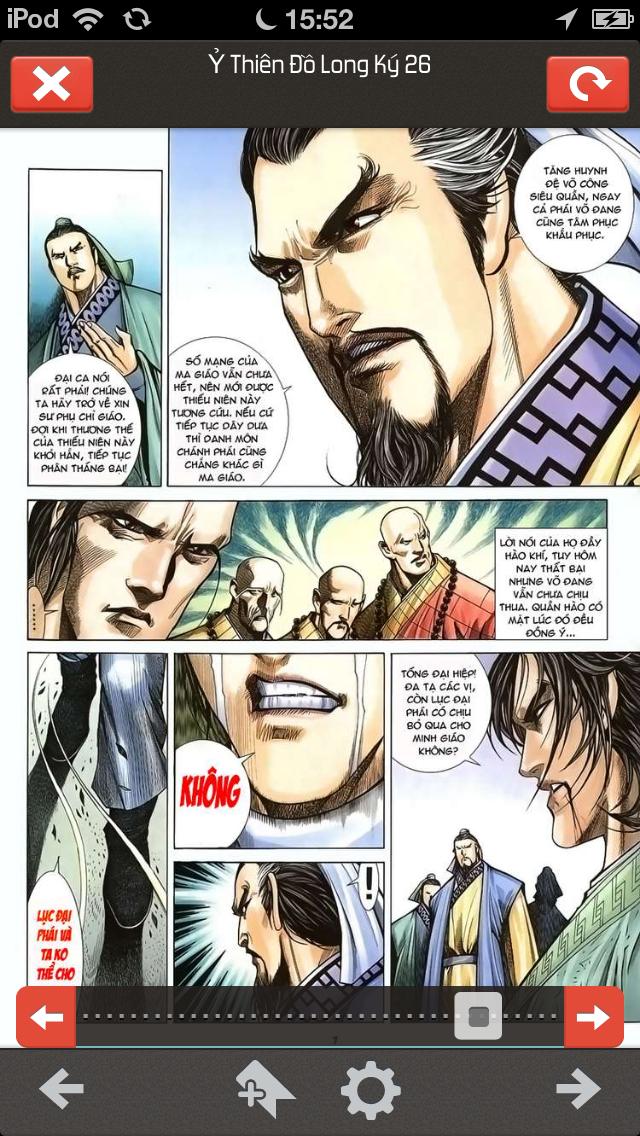 Manga Việt HDのおすすめ画像2
