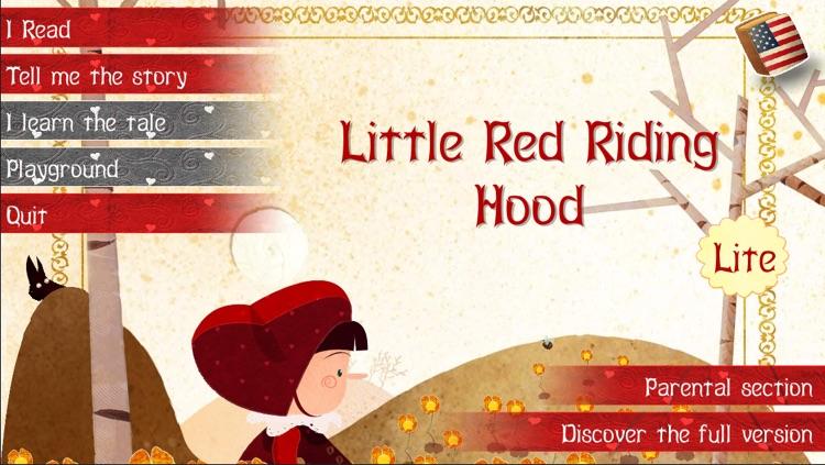 Little Red Riding Hood - The Interactive Tale Lite