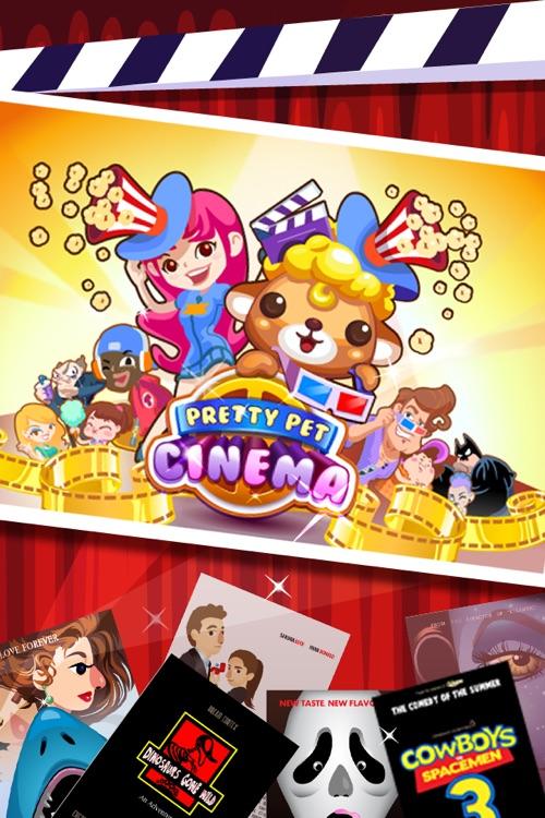 Pretty Pet Cinema!