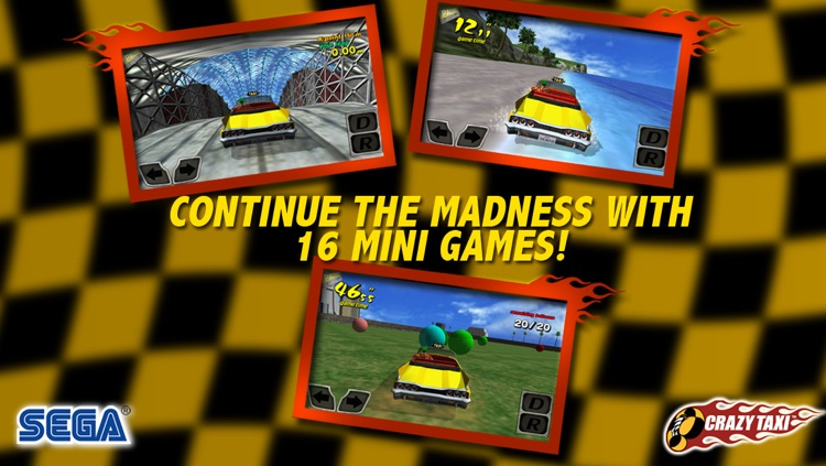 Crazy Taxi (International) screenshot-3
