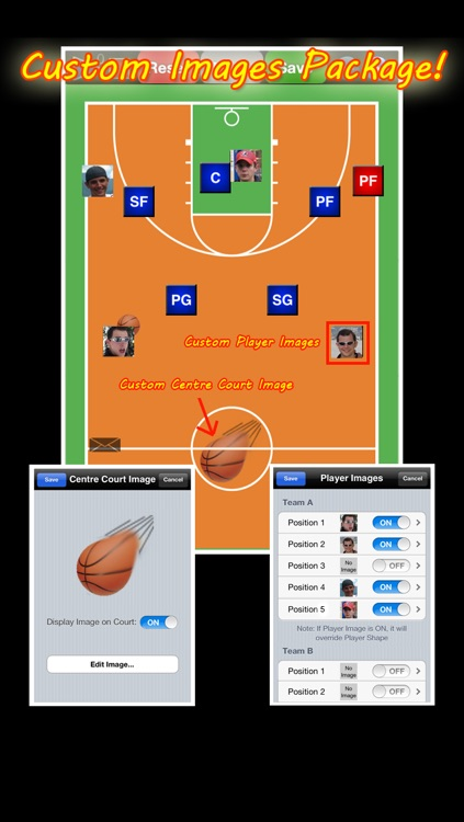 Basketball Strategy Tool screenshot-4