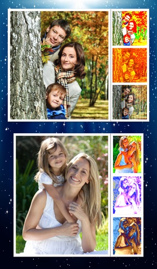 1001 Photo Effects Pro - image fx, filter, color  & splash for your camera picturesScreenshot von 5