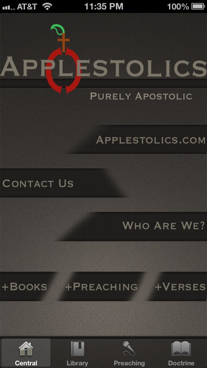 Applestolic Central
