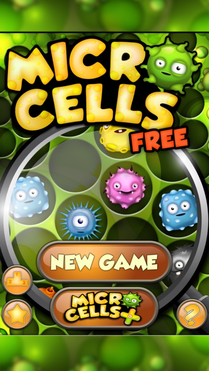 MicroCells Free screenshot-0