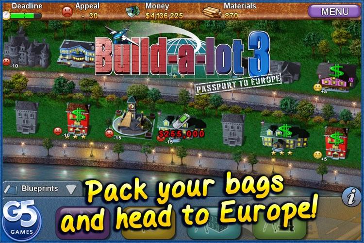Build-a-lot 3: Passport to Europe (Full) screenshot-0