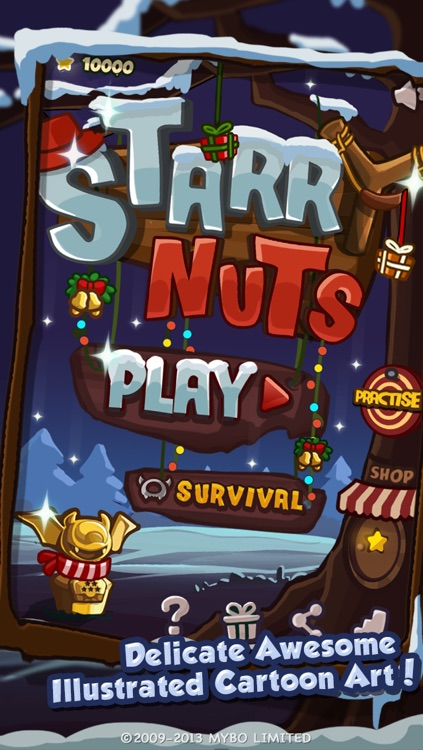 Starry Nuts screenshot-1