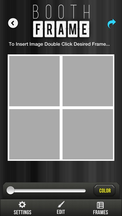 Booth Frame Free - for Facebook, Instagram, or Photo Library w/ Camera + Collage Editing Effects screenshot-3