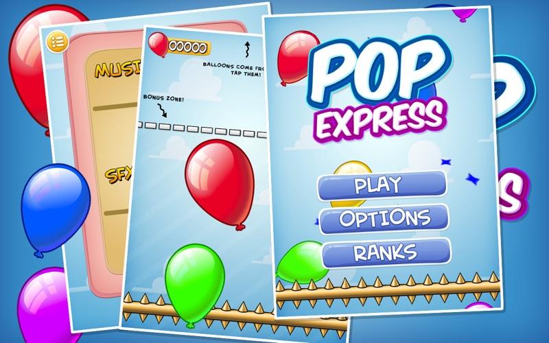 Pop Express screenshot 3
