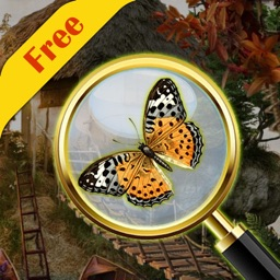 Forest House Hidden objects