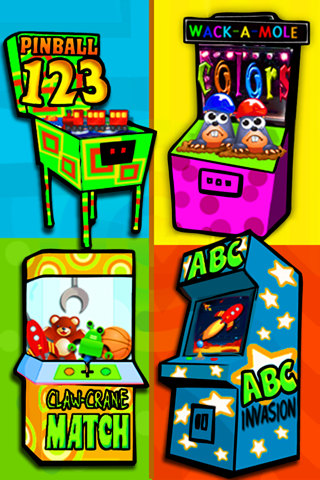 Preschool Arcade screenshot 1