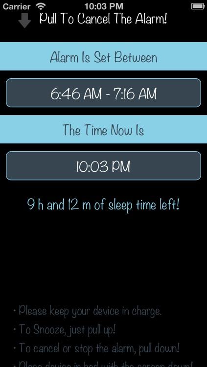 Sleep Time! Sleep Cycle Alarm screenshot-4