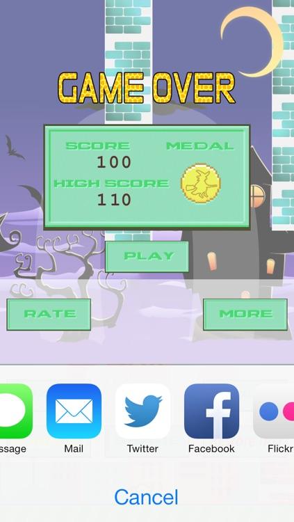 Tap Scary FREE screenshot-3