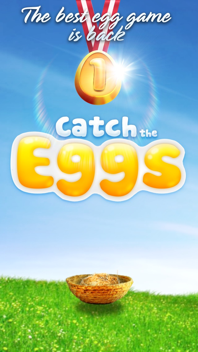 Catch the Eggs • Revolution - by Anh Lee - Arcade Games