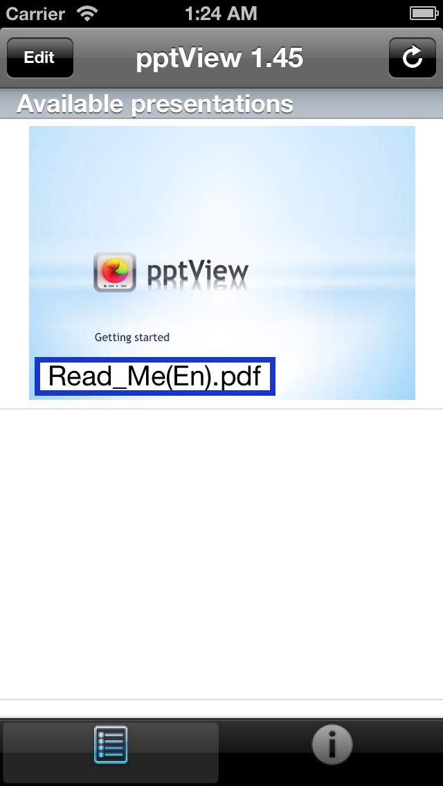 Pptview review screenshots