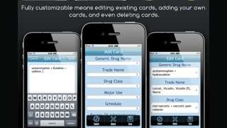 Top 200 Drugs Flashcards review screenshots