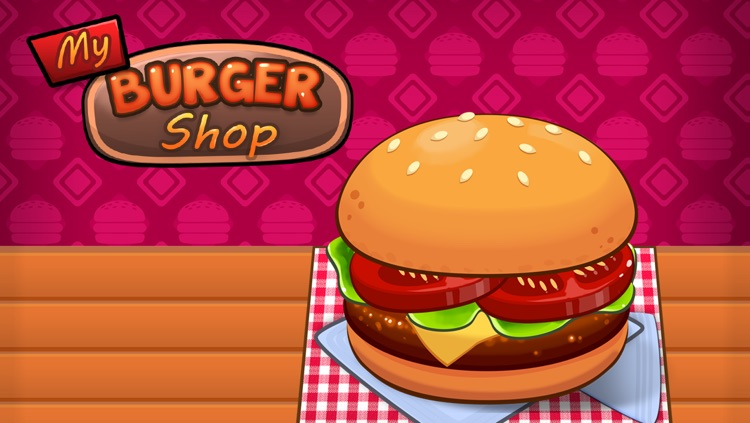 My Burger Shop - Fast Food Store & Restaurant Manager Game screenshot-4