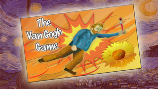 Van Gogh game: Art Ninja! Free screenshot two