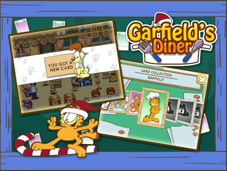 La fonda de Garfield HD screenshot-3