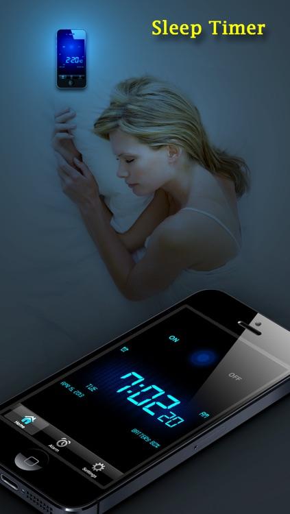 Instant Sleep Alarm Clock Pro screenshot-3
