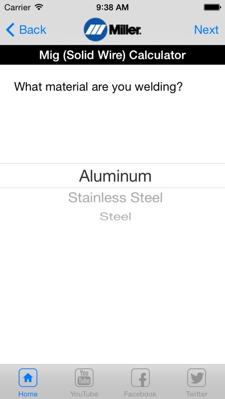 Miller weld setting calculator app ranking and store data   app annie.