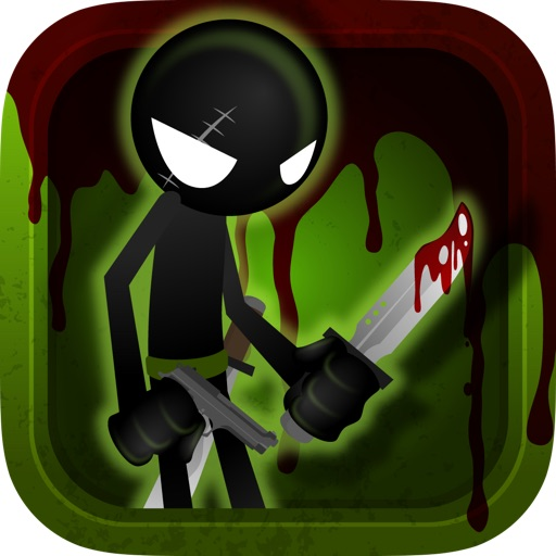 A Stickman Zombie Killer