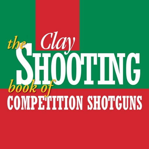 Clay Shooting book of Competition Shotguns