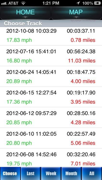 Run Tracker by 30 South screenshot-3