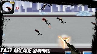 Clean Vision Duty in: Silent Hitman Stick-Man Sniper Kills Jet-Pack Assassin Rifle Shooterのおすすめ画像3
