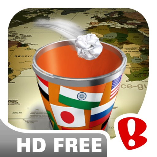 Paper Toss: World Tour HD - Now Free