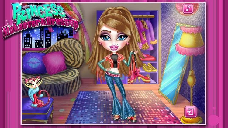 Princess Makeover&Dressup screenshot-4