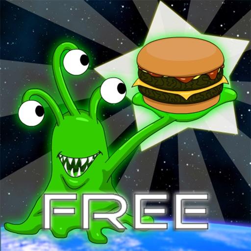 Aliens Need Burgers Free!